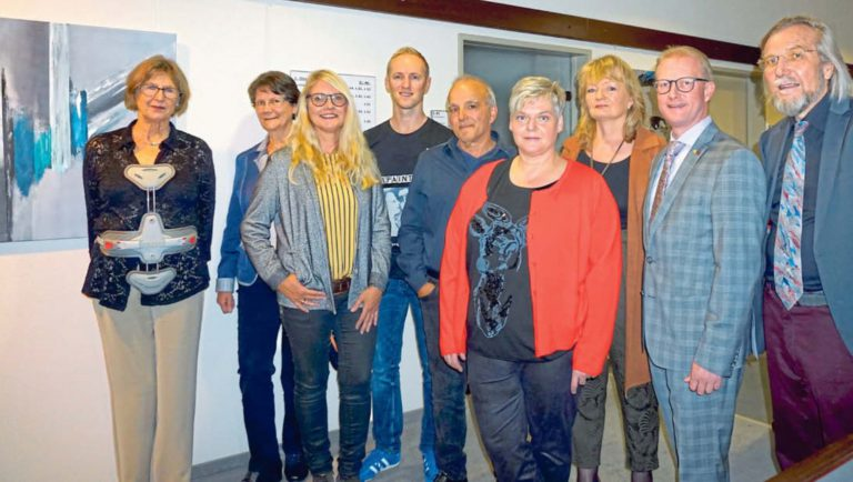 <b>Umschau Umsicht - Ausstellung im Rathaus Enger</b> vom 27. 02. – 10.04. 2019